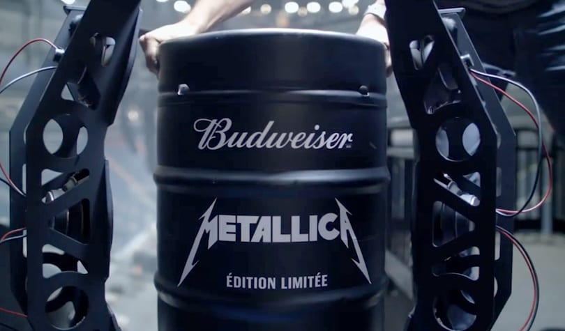 Metalica-Beer-King
