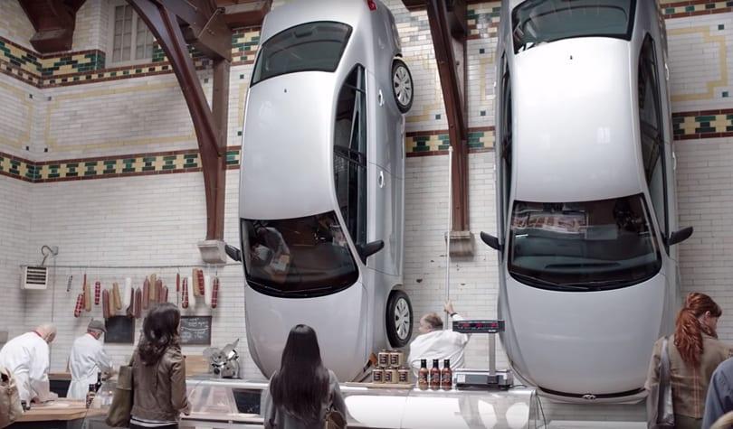 VW-Hanging